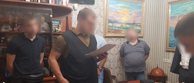 """В """"мошеннике от Зеленского"""" узнали человека Виктора Балоги: подробности"""