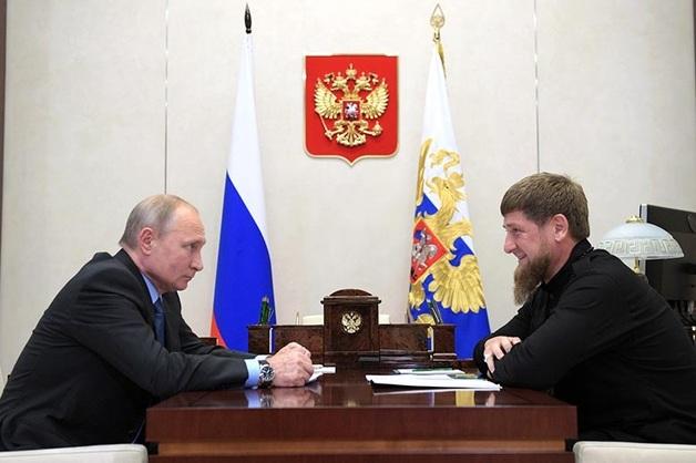 «Это твоя вина?»: Кадыров сообщил о своих проблемах Путину