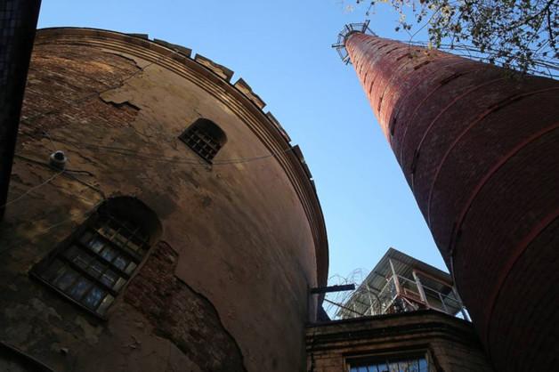 В старинной неэксплуатируемой башне «Бутырки» нашли двоих арестантов