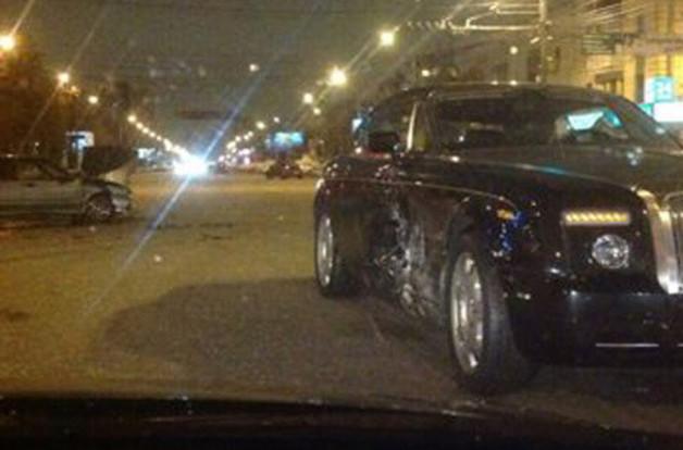 Разбивший Rolls-Royce олигарха Аристова рабочий заявил о банкротстве