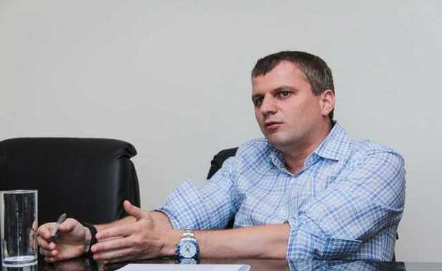 Николай Негрич — распильщик киевского бюджета