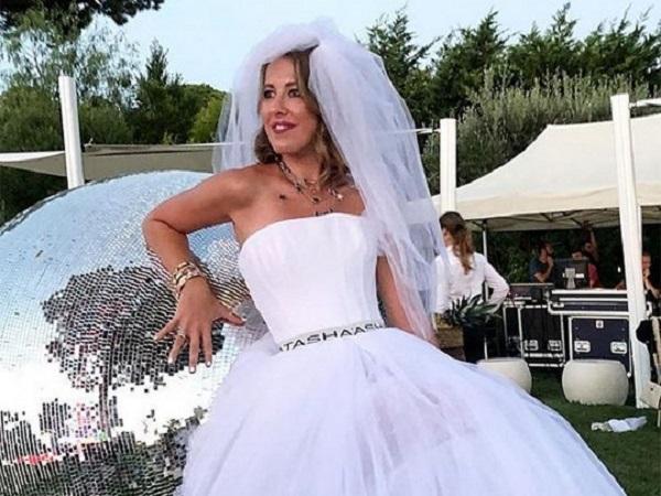 Свадьба Собчак: как это было с Виторганом