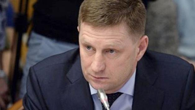 """Фургал решил """"подсидеть"""" Жириновского?"""