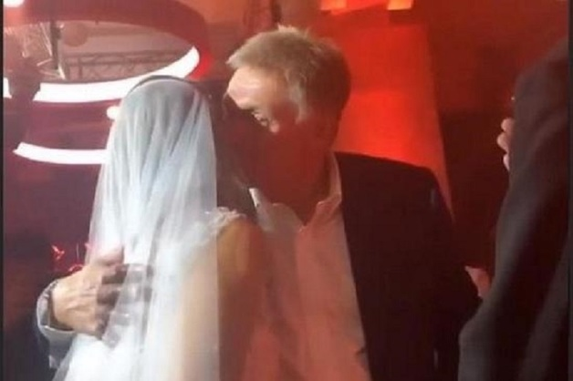 Собчак вышла замуж за режиссера Богомолова. Ночью их поздравил Дмитрий Песков