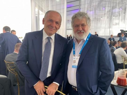 Коломойский и Пинчук раскулачат олигархов – днепропетровский клан станет властью в Украине