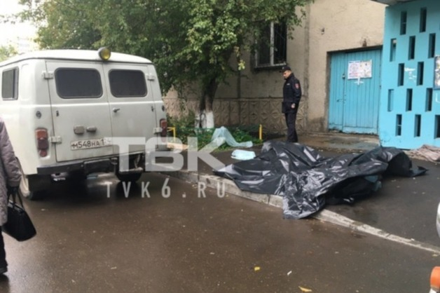 При пожаре в Красноярске погиб прокурор Лесосибирска и его семья