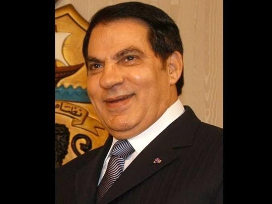 """Умер свергнутый """"арабской весной"""" президент Туниса Зин аль-Абидин Бен Али"""