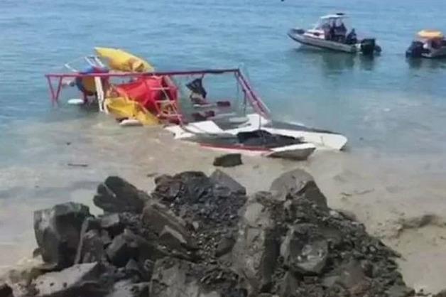 В Краснодарском крае пустился в бега владелец перевернувшегося катера, на котором погибли люди