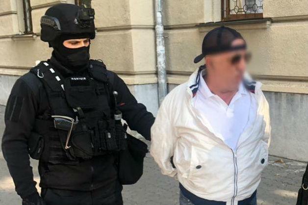 В Украине задержали разыскиваемого Интерполом лидера ОПГ
