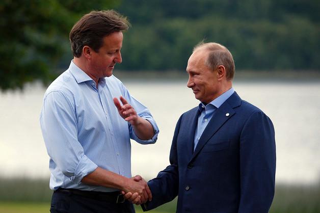 Экс-премьер Великобритании рассказал, почему Путин принял закон о запрете гей-пропаганды