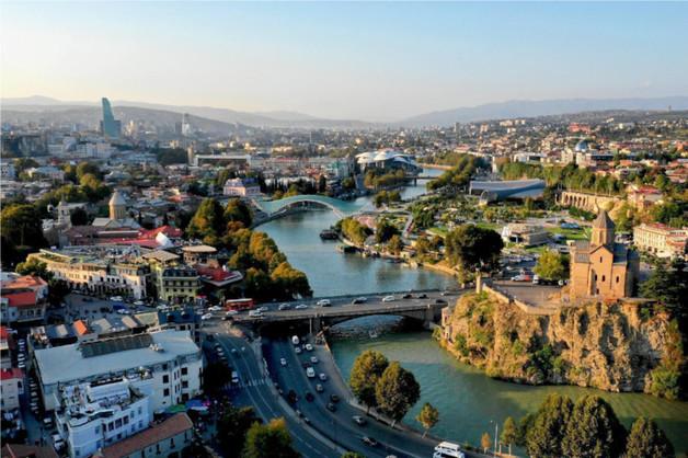 Власти Грузии отчитались о росте турпотока из России