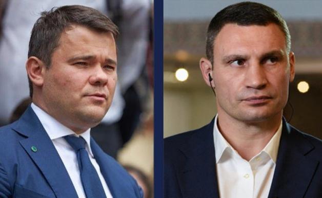 Мармыш и Вавриш столкнули на «Арсенале» Богдана с Кличко