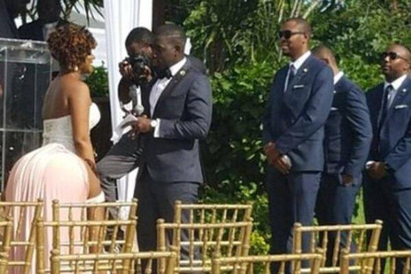 """""""Наполовину конь"""": фото невесты вызвало недоумение в сети"""
