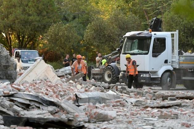 """Албанию """"смяло"""" самое мощное за 30 лет землетрясение"""