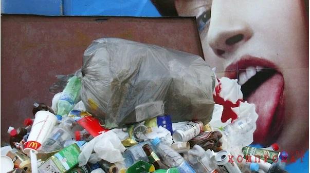 Из мусора достали 700 млн рублей