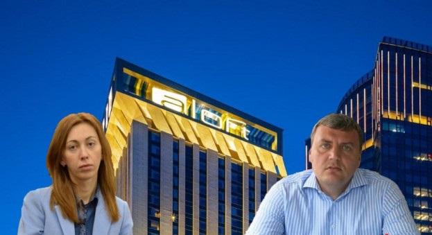 """КГГА не смогла взыскать """"сомнительный"""" паевой взнос со строителя гостиницы """"Aloft"""""""