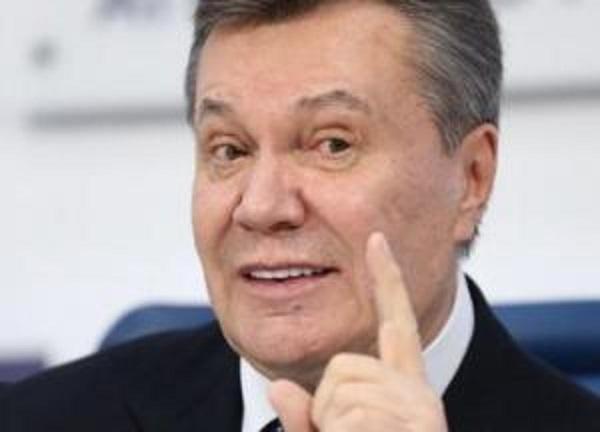 Европейский суд отменил санкции против Януковича