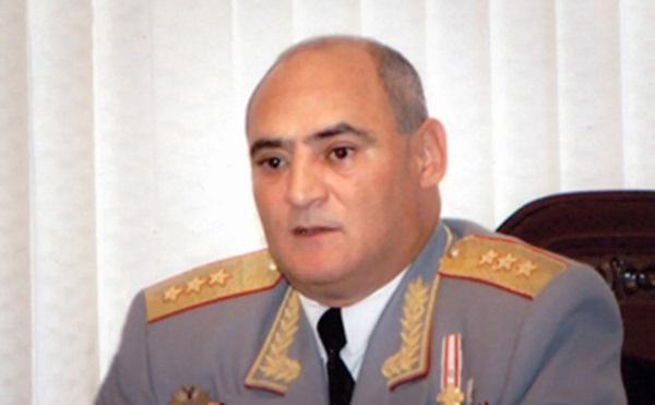 В Армении нашли застреленным бывшего главу МВД