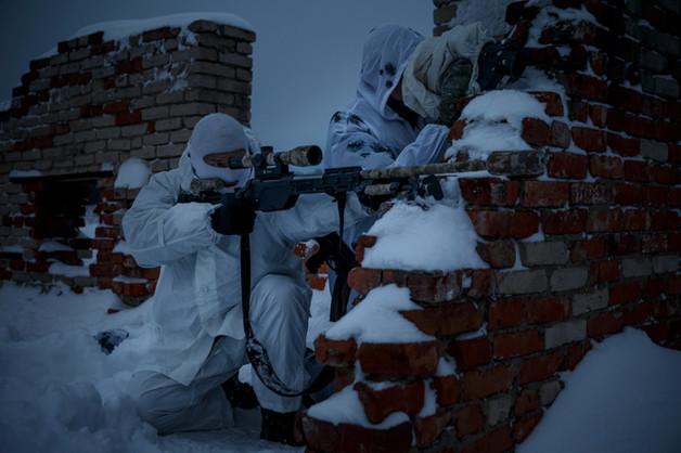 Российский спецназ заметили в Норвегии
