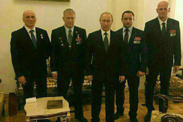 Лично знакомый с Путиным наемник из ЧВК «Вагнер» тяжело ранен в Ливии