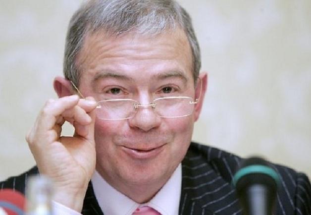 У Лембергса был общий офшор с советником Путина