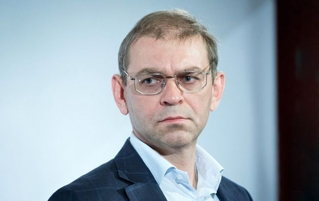 Пашинский заявил, что его отправили в тюрьму в качестве подарка Путину