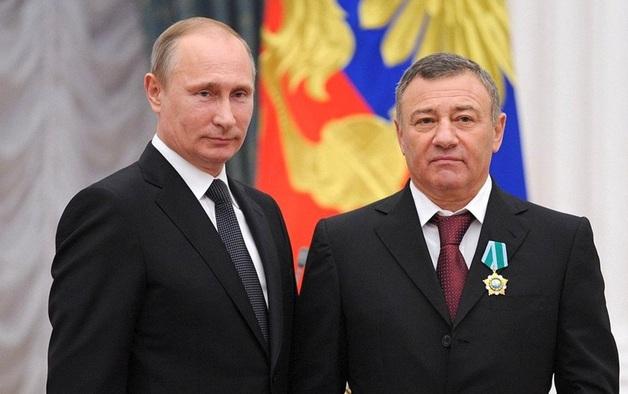 «Бандитский Ротенберг», или За кого не стыдно Владимиру Путину