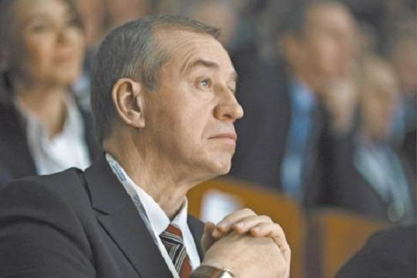 Что получит КПРФ в обмен на отставку иркутского губернатора Сергея Левченко?