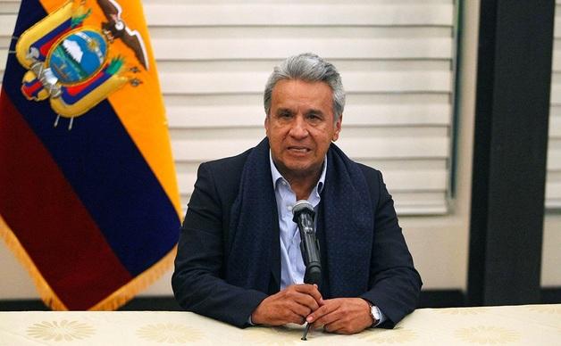 Правительство Эквадора покинуло столицу из-за протестов