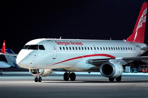 «Грузинские авиалинии» хотят взыскать с России $25 млн из-за запрета полетов