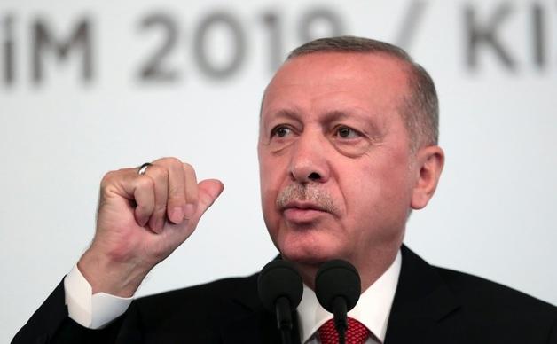 Эрдоган объявил о начале военной операции на территории Сирии