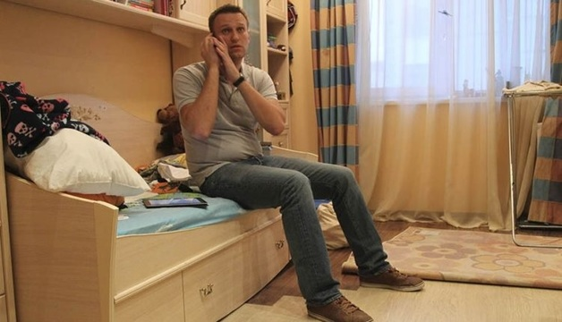 Власти намереваются сделать Алексея Навального бомжом