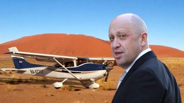На разбившемся в Конго самолёте мог находиться российский бизнесмен Евгений Пригожин