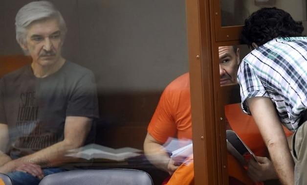 Передано в суд дело топ-менеджеров «Роскосмоса» Сергея Лемешевского и Екатерины Аверьяновой