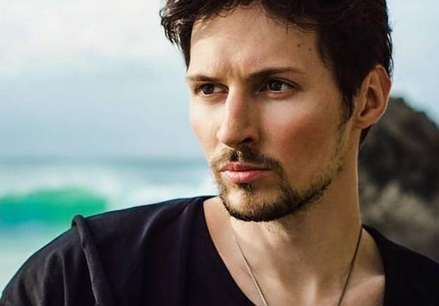 Павел Дуров в подвешенном состоянии