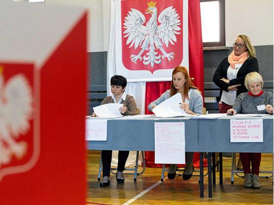 Почти монобольшинство: в Польше подвели итоги выборов в Сейм