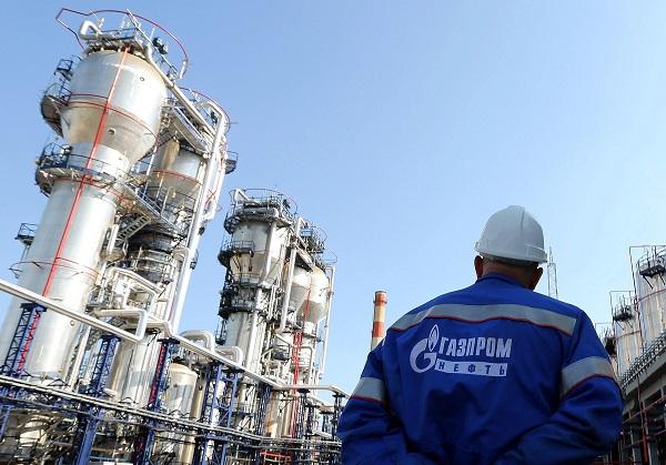 «Газпрому» отключили оборудование со спутника