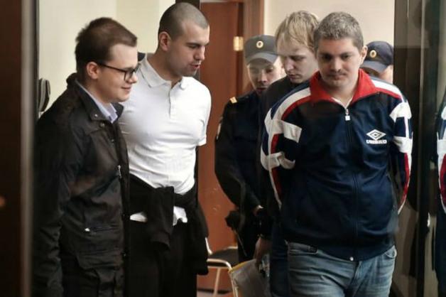 Два обвиняемых по делу «Нового величия» вскрыли вены в зале суда