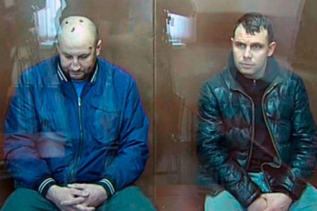 В Москве осудили убийц похищенного полицейскими предпринимателя