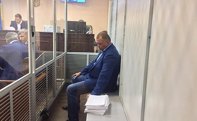 Соратника Порошенко Гладковского арестовали на 2 месяца и назначили залог