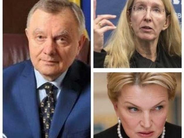 Сменить кумира: почему ректор Вороненко поменял Раису Богатыреву на Ульяну Супрун?