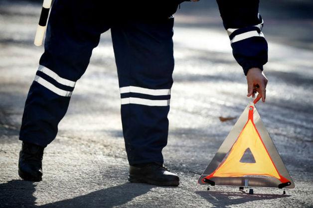 Пьяный полицейский насмерть сбил пешехода в Рязани