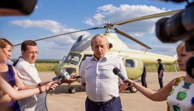 «Слуги народа» пригодились Вячеславу Богуслаеву