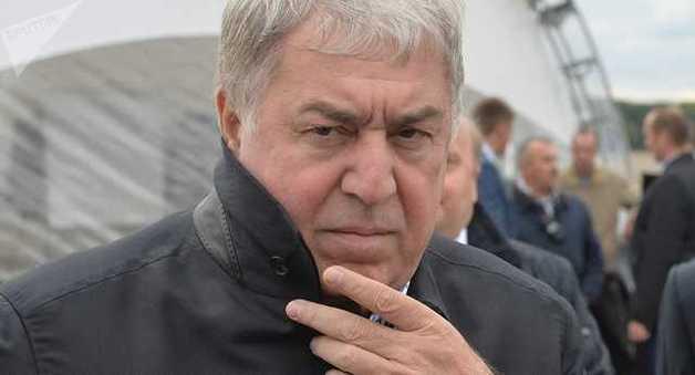 Олигарх влияния Гуцериев: российский олигарх Михаил Гуцериев работает на азербайджанскую разведку