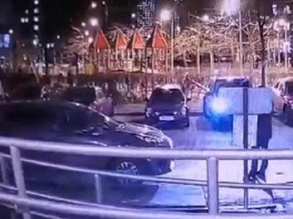 В Москве застрелили главного борца с экстремизмом в Ингушетии: момент попал на видео