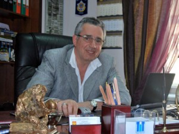 Прачки мафии- Семен Могилевич и член совета Госдумы Тофик Азимов