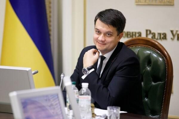 """Кто заменит Разумкова в """"Слуге народа"""": СМИ назвали имя"""