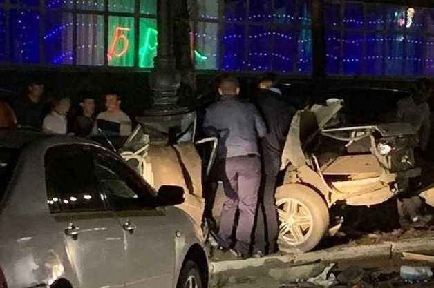 Ночные автогонки на Сахалине закончились гибелью ее участников