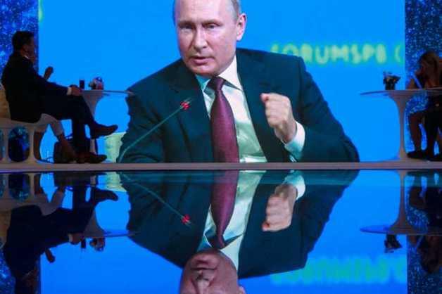 Путин призвал силовиков противодействовать расколу в обществе