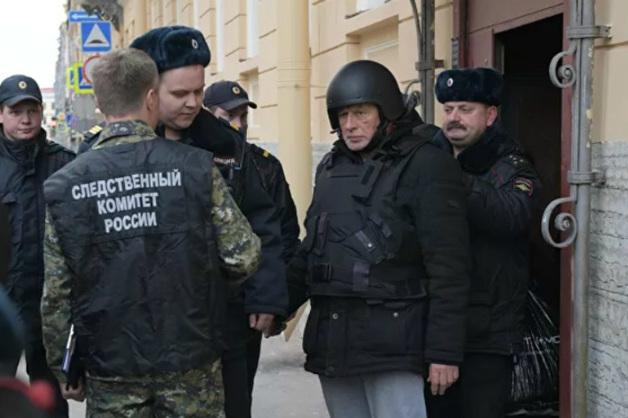 Историк Соколов на следственном эксперименте пытался покончить с собой